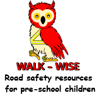 Walkwise Logo and strapline