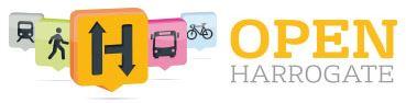 open harrogate logo