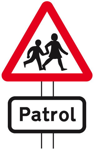 sign_school patrol crossing