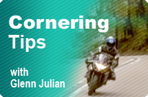 cornering tips